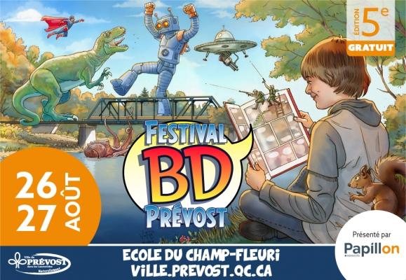 Des chiffres et des bulles !    Papillon soutient le Festival de la BD